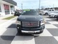 GMC Canyon SLE Crew Cab 4x4 Cyber Gray Metallic photo #2