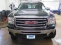 GMC Sierra 1500 SLE Crew Cab 4x4 Mineral Green Metallic photo #4