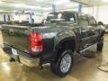 GMC Sierra 1500 SLE Crew Cab 4x4 Mineral Green Metallic photo #11