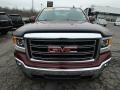GMC Sierra 1500 SLE Double Cab 4x4 Sonoma Red Metallic photo #2