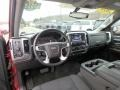 GMC Sierra 1500 SLE Double Cab 4x4 Sonoma Red Metallic photo #17