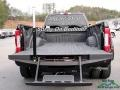 Ford F450 Super Duty Limited Crew Cab 4x4 Magma Red photo #14