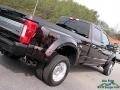 Ford F450 Super Duty Limited Crew Cab 4x4 Magma Red photo #37