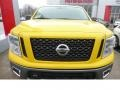 Nissan Titan PRO-4X King Cab 4x4 SolarFlare Yellow photo #7
