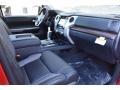 Toyota Tundra Limited CrewMax 4x4 Barcelona Red Metallic photo #11