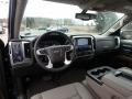 GMC Sierra 1500 SLT Double Cab 4WD Dark Slate Metallic photo #12