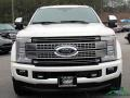 Ford F450 Super Duty Platinum Crew Cab 4x4 White Platinum photo #8