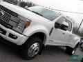 Ford F450 Super Duty Platinum Crew Cab 4x4 White Platinum photo #33
