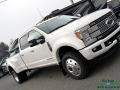 Ford F450 Super Duty Platinum Crew Cab 4x4 White Platinum photo #34