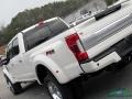 Ford F450 Super Duty Platinum Crew Cab 4x4 White Platinum photo #36