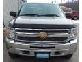 Chevrolet Silverado 1500 LT Crew Cab 4x4 Mocha Steel Metallic photo #2
