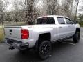 Chevrolet Silverado 2500HD LTZ Crew Cab 4x4 Silver Ice Metallic photo #6