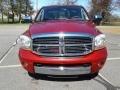 Dodge Ram 2500 Laramie Quad Cab Inferno Red Crystal Pearl photo #3