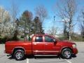 Dodge Ram 2500 Laramie Quad Cab Inferno Red Crystal Pearl photo #5