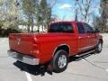 Dodge Ram 2500 Laramie Quad Cab Inferno Red Crystal Pearl photo #6