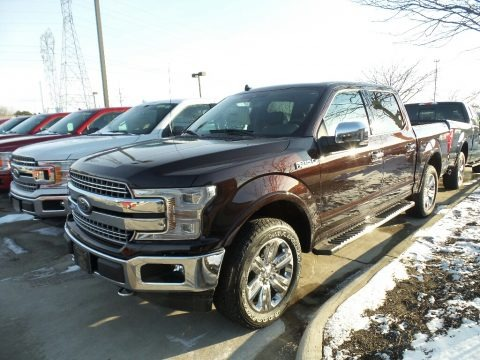 Magma Red 2018 Ford F150 XLT SuperCrew 4x4