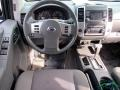 Nissan Frontier SV Crew Cab 4x4 Brilliant Silver photo #23