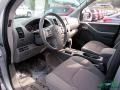Nissan Frontier SV Crew Cab 4x4 Brilliant Silver photo #28