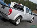 Nissan Frontier SV Crew Cab 4x4 Brilliant Silver photo #32