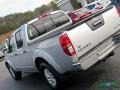 Nissan Frontier SV Crew Cab 4x4 Brilliant Silver photo #33