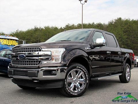 Magma Red 2018 Ford F150 Lariat SuperCrew 4x4