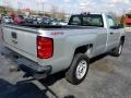 Chevrolet Silverado 2500HD WT Regular Cab 4x4 Silver Ice Metallic photo #7