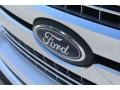 Ford F150 Lariat SuperCrew White Platinum photo #4