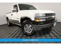Chevrolet Silverado 1500 LS Regular Cab 4x4 Summit White photo #1
