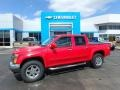 Chevrolet Colorado LT Crew Cab 4x4 Victory Red photo #1