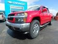Chevrolet Colorado LT Crew Cab 4x4 Victory Red photo #2