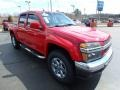 Chevrolet Colorado LT Crew Cab 4x4 Victory Red photo #14