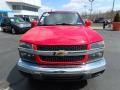 Chevrolet Colorado LT Crew Cab 4x4 Victory Red photo #16