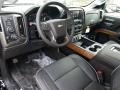 Chevrolet Silverado 2500HD High Country Crew Cab 4x4 Black photo #7