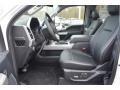 Ford F350 Super Duty Lariat Crew Cab 4x4 White Platinum photo #9