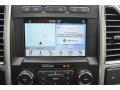 Ford F350 Super Duty Lariat Crew Cab 4x4 White Platinum photo #13
