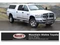 Dodge Ram 2500 SXT Mega Cab 4x4 Bright White photo #1