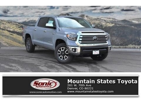 Cement 2018 Toyota Tundra Limited CrewMax 4x4