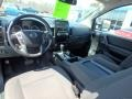 Nissan Titan SV Crew Cab 4x4 Graphite Blue photo #21
