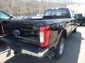 Ford F250 Super Duty XL Crew Cab 4x4 Shadow Black photo #2