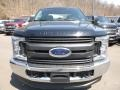 Ford F250 Super Duty XL Crew Cab 4x4 Shadow Black photo #4
