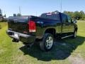 GMC Sierra 2500HD Denali Crew Cab 4x4 Onyx Black photo #5