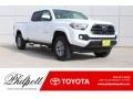 Toyota Tacoma SR5 Double Cab Super White photo #1