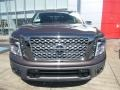 Nissan Titan Platinum Reserve Crew Cab 4x4 Java Metallic photo #8