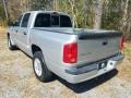 Dodge Dakota SLT Crew Cab Bright Silver Metallic photo #3