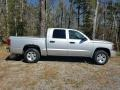 Dodge Dakota SLT Crew Cab Bright Silver Metallic photo #6