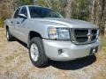 Dodge Dakota SLT Crew Cab Bright Silver Metallic photo #7