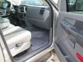 Dodge Ram 3500 SLT Quad Cab 4x4 Dually Bright Silver Metallic photo #35