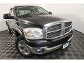 Dodge Ram 1500 SLT Quad Cab 4x4 Brilliant Black Crystal Pearl photo #4