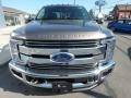 Ford F350 Super Duty Lariat Crew Cab 4x4 Magnetic photo #2