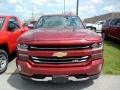 Chevrolet Silverado 1500 LTZ Double Cab 4x4 Cajun Red Tintcoat photo #2